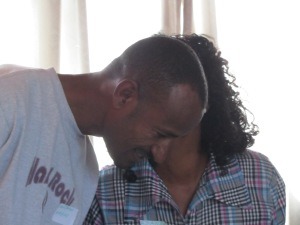 listening carefully, oral testimony workshop, Ethiopia